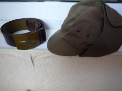 cap-Afghanistan,boots,belts,caps,uniform USSR
