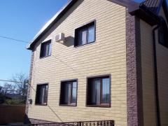 Фасад вентилируемый Донрок - Сканрок, Марморок