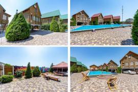 Ідеальний відпочинок в Кирилівці. База відпочинку Форт-Азов