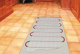 Монтаж теплої підлоги електричного