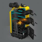 Solid fuel boiler KSW Master (sell)