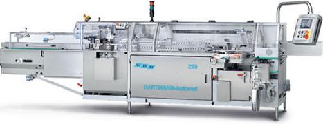 Упаковочный автомат Hartmann GBK 220 Б/У